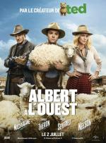 Albert-à-louest-Affiche