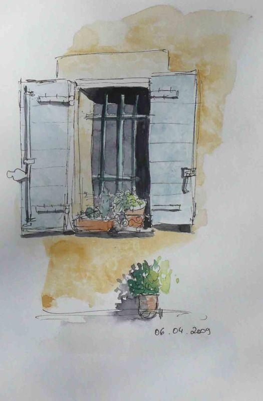 13-Arles près de St Cézaire