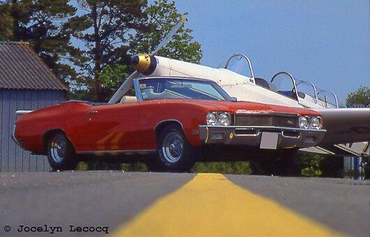 Buick Skylark GS-455 1971