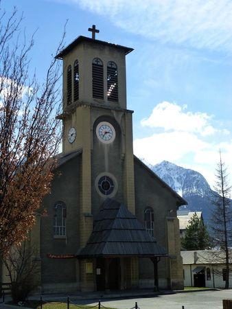 Eglise Sainte-Catherine Briançon