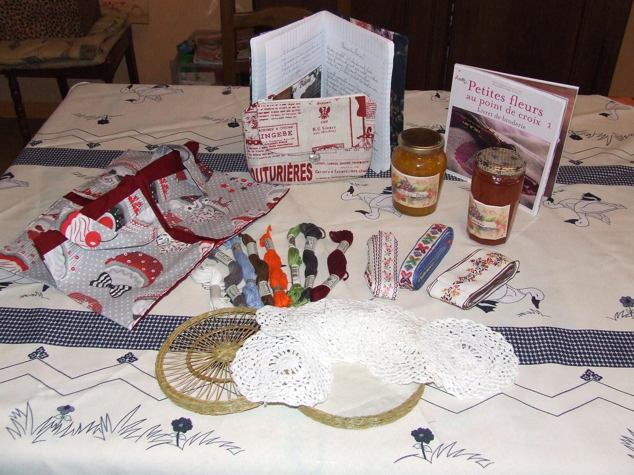 Cadeau Regine-Sylvie