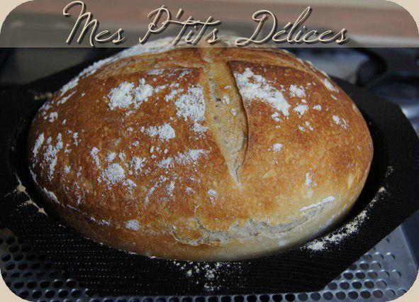 pain au levain sans levure mes p 39 tits d lices. Black Bedroom Furniture Sets. Home Design Ideas
