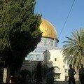Dome du Rocher, Jerusalem