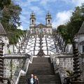 Braga-escalier