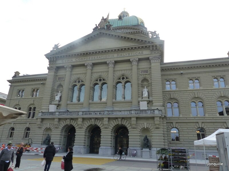 Berne-Palais Fédéral (44)
