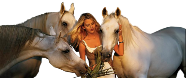 85-2013+woman+and+horses+by+Roby2765