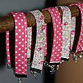 Joyeux anniversaire! - bracelets et petits sacs pour petites filles sages