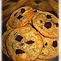 Cookies ultra-gourmands