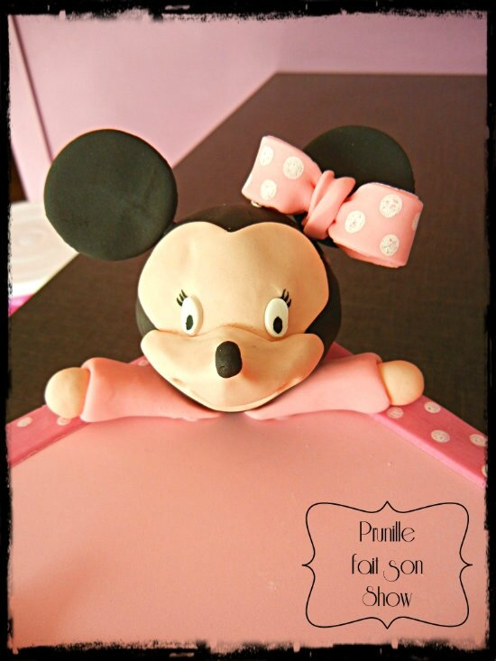 gateaux doudou minnie prunillefee 2