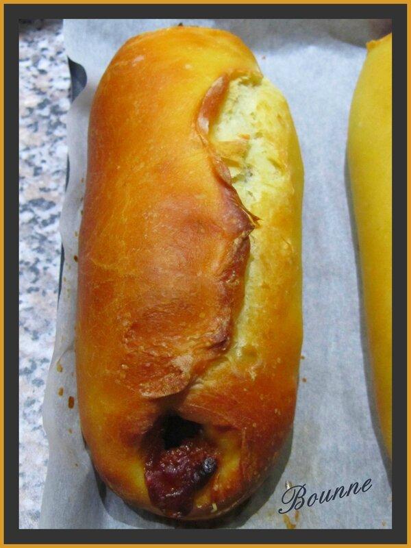 Hot dog maison (4)