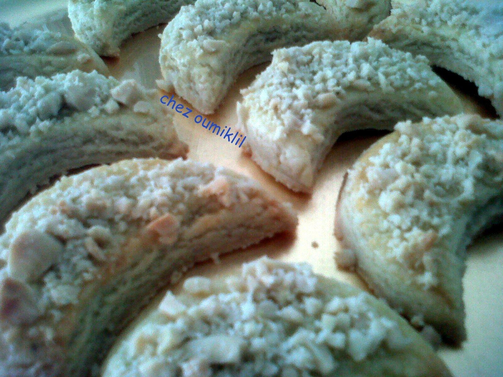 Biscuit aux cacahuètes