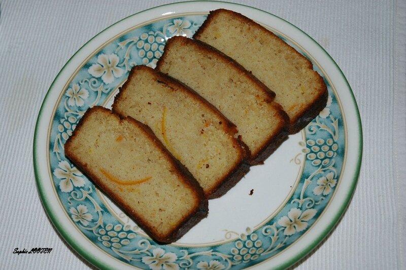 Cake agrumes et cannelle un livre gourmand - Cap cuisine correspondance ...