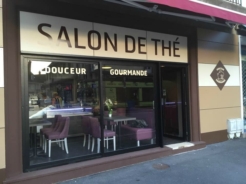 Le salon de Thé