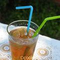 Trucs et astuces pour le thé glacé