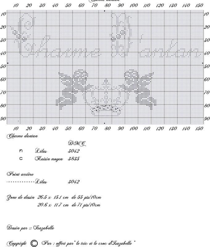 charme d 39 antan une nouvelle grille pour vous le. Black Bedroom Furniture Sets. Home Design Ideas