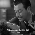 Lame de fond (undercurrent) de vincente minnelli - 1946