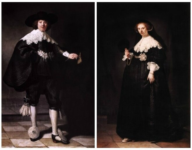 France Says Au Revoir to Two Rare Rembrandts