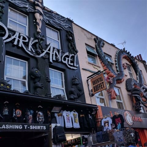Camden Town ©Kid Friendly
