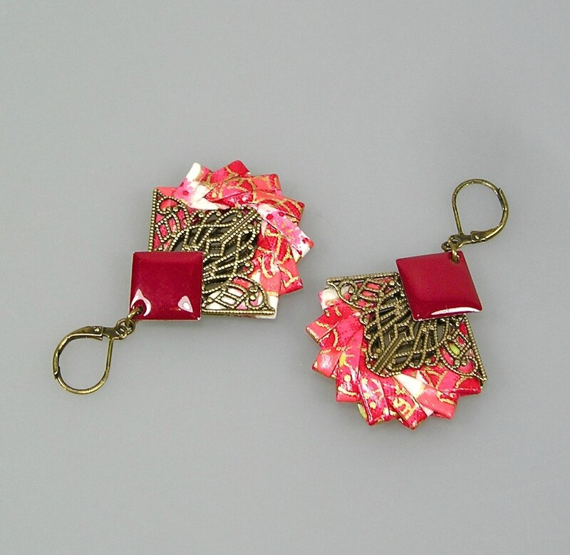 BO COROLLE demi rose corail V3