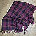 Réception de 2 nouvelles écharpes ! [aliexpress.com]
