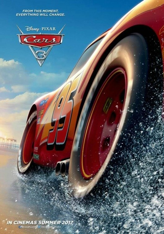 Cars_3 Poster