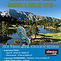 29km et 13km Trails de Chamrousse 2016