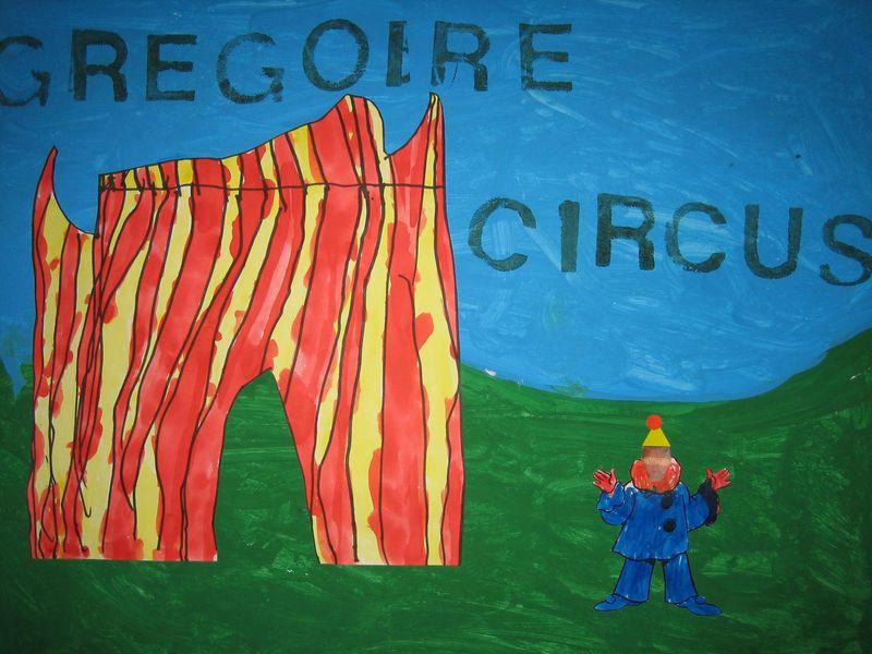 Grégoire circus !