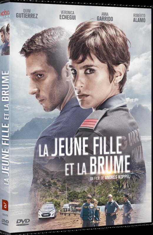 JEUNE FILLE ET LA BRUME-Packshot DVD