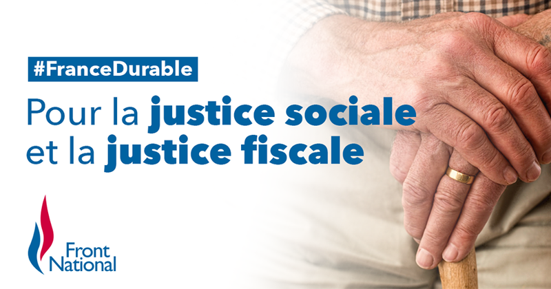 France durable Justice sociale