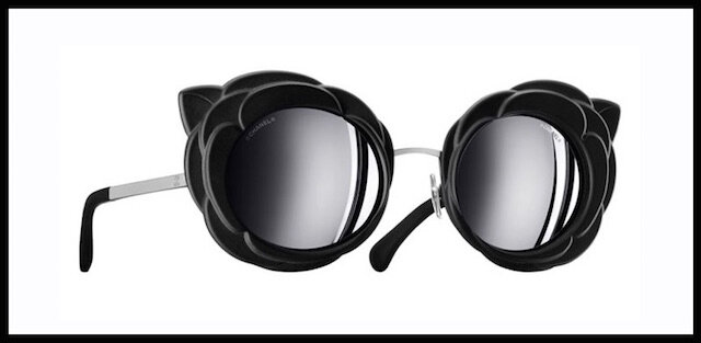 chanel lunettes solaires camelia 3