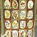 Flowers flowers l, les oiseaux et top fini