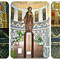 chapelles-des-saints-église-saint-julien-de-domfront-orne-normandie