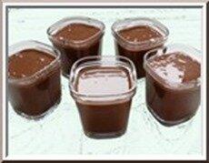 crème au chocolat noir au thermomix