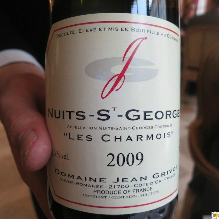 Nuits-Saint-Georges Les Charmois 2009
