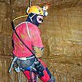 Exploration au gouffre pater - 27 décembre 2013