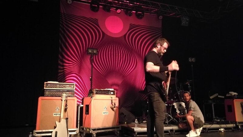 Biarritz, l'Atabal, Red Fang