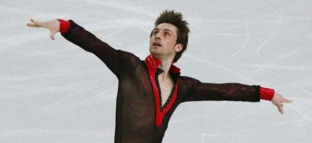 Photo Brian Joubert Sotchi