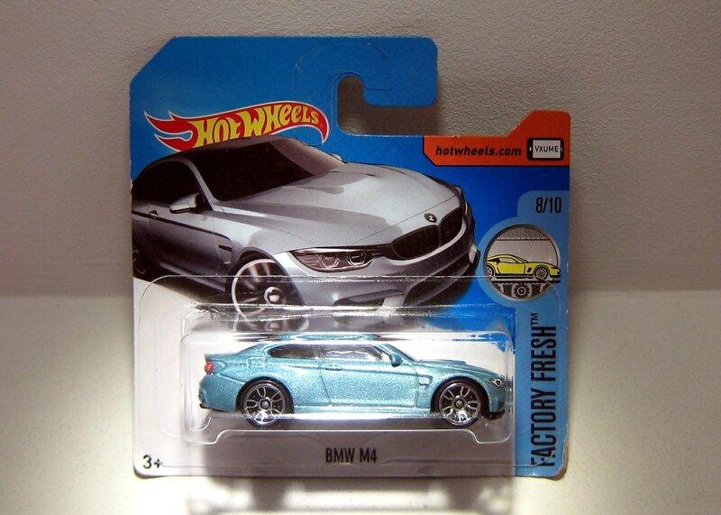 Bmw M4 (Hotwheels)