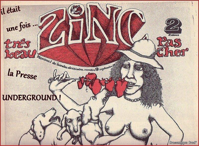 ZINC N°9 Cover