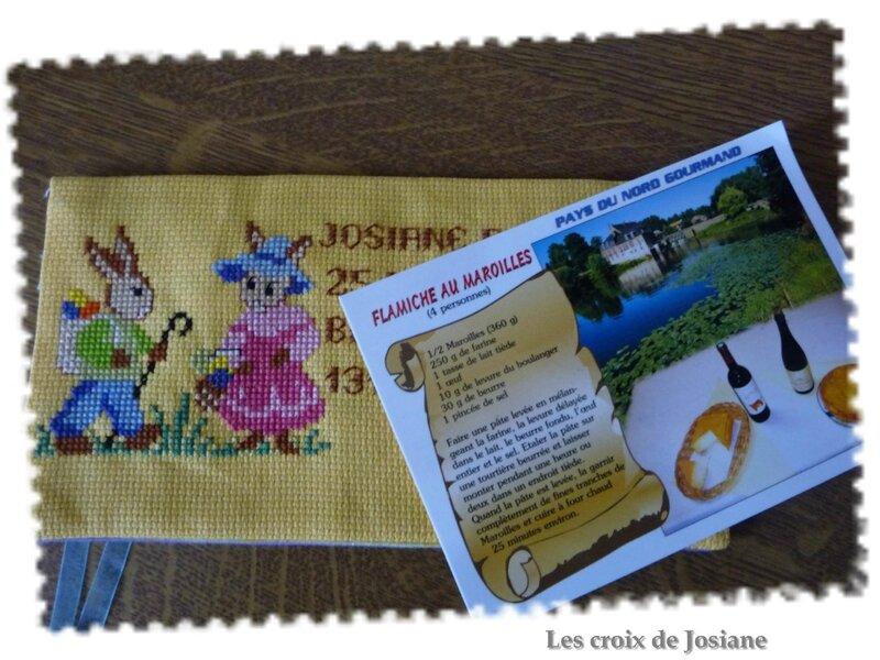 90 - Echange enveloppe de paques 4