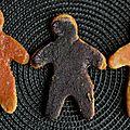 Petits biscuits de noël citron cannelle
