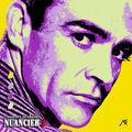 Nuancier pop'art J, Sean Connery