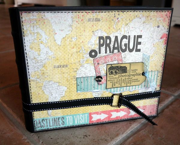 mini album PRAGUE