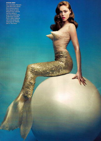 super_hero_couture_coco_rocha_vogue_may_little_mermaid
