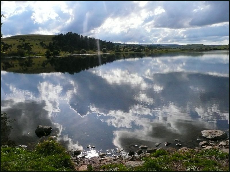 Lac du Pêcher Cantal