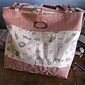 TELETHON 2012: un sac tout rose