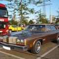 OLDSMOBILE Cutlass Salon Colonnade 4door Sedan 1976 Offenbourg (1)
