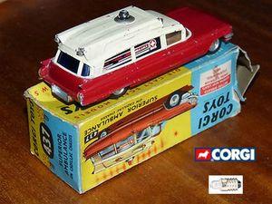 Ambulance Corgi