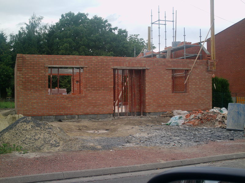 9eme jour construction de ma maison dans le nord par for Castor construction