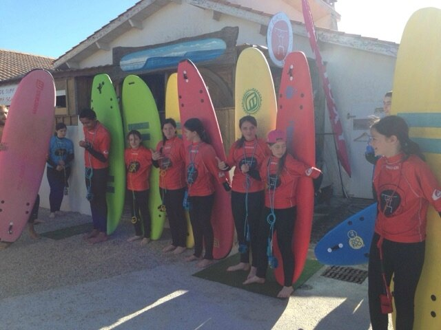 groupe surf